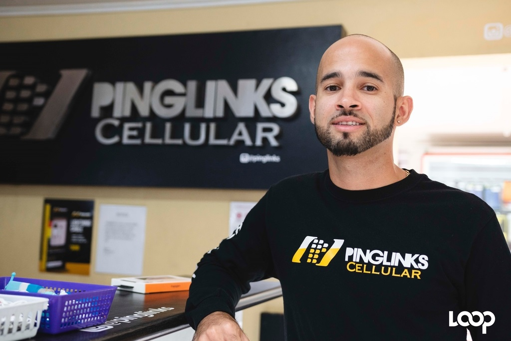 Brandon McKoy is the owner of retail stores Pinglinks and Everything Beach.