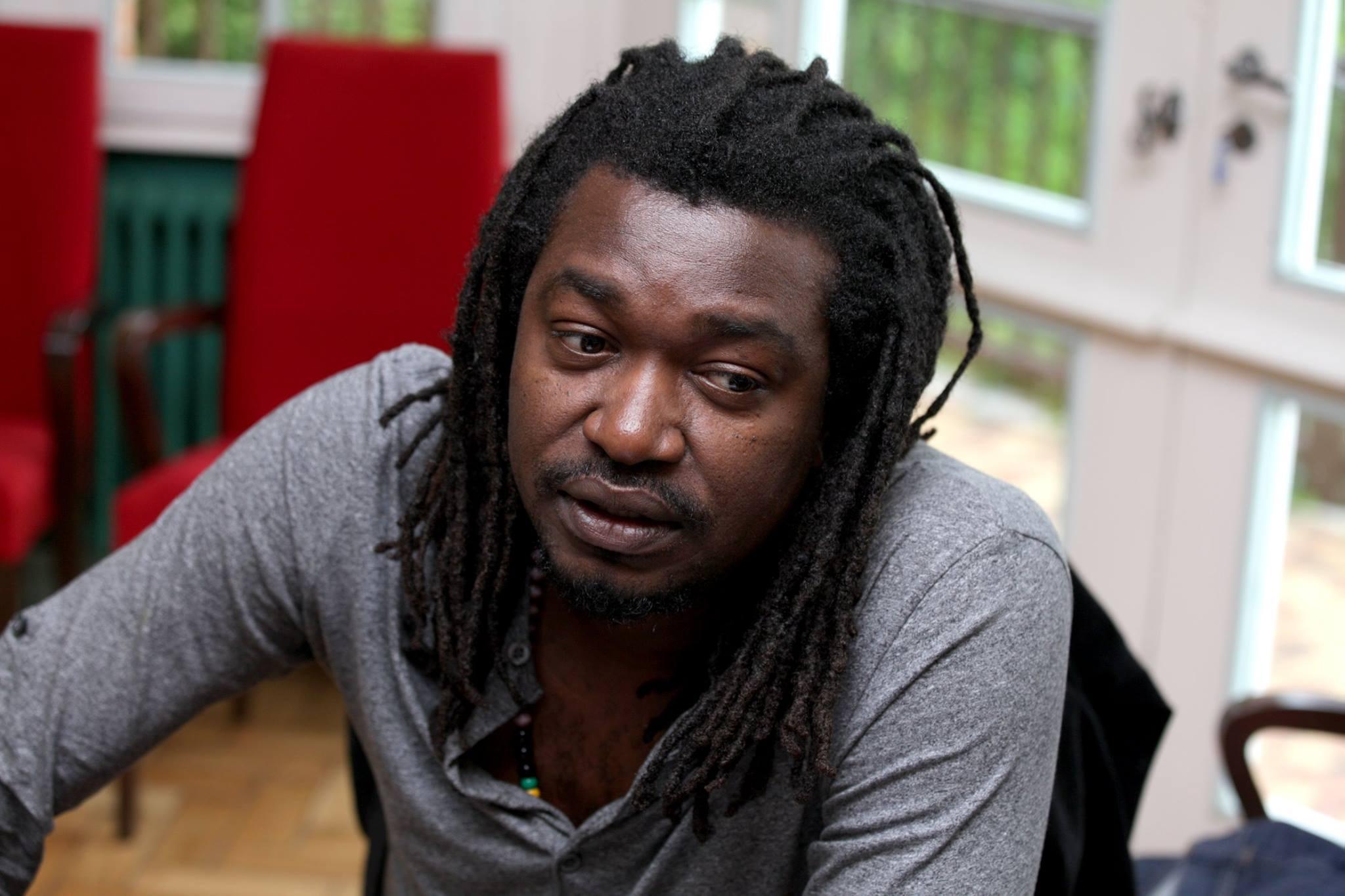 Le jeune écrivain haïtien Makenzy Orcel.