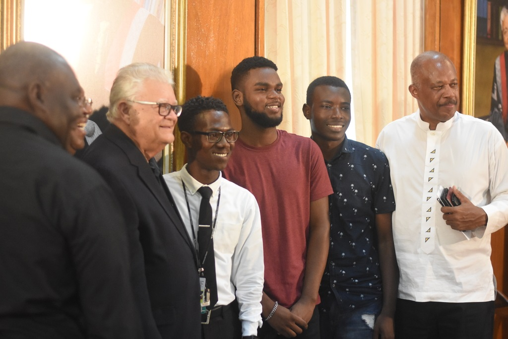 An additional 47 medical students from UWI will receive government funding. (Photo: Marlon Reid)