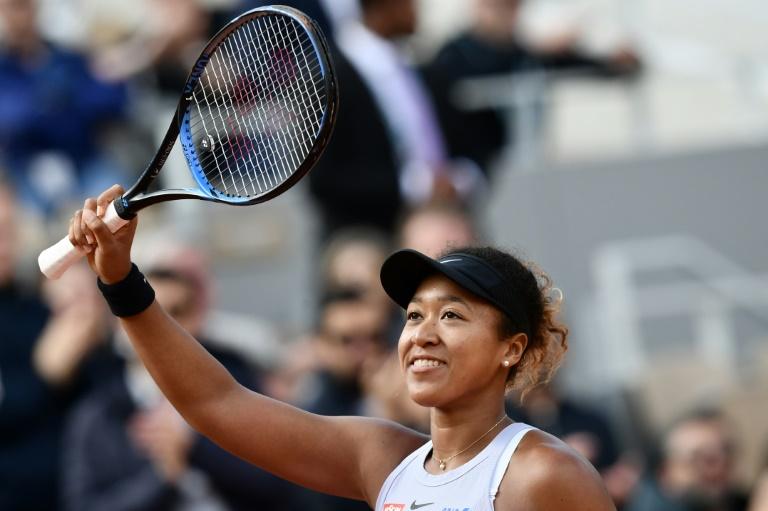 Classement WTA: Naomi Osaka toujours N.4 mondiale. Photo : AFP