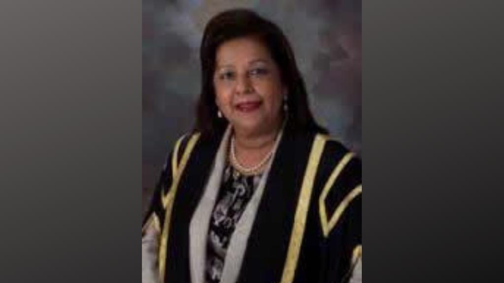 Photo: Dr Linda Baboolal via TT Parliament.