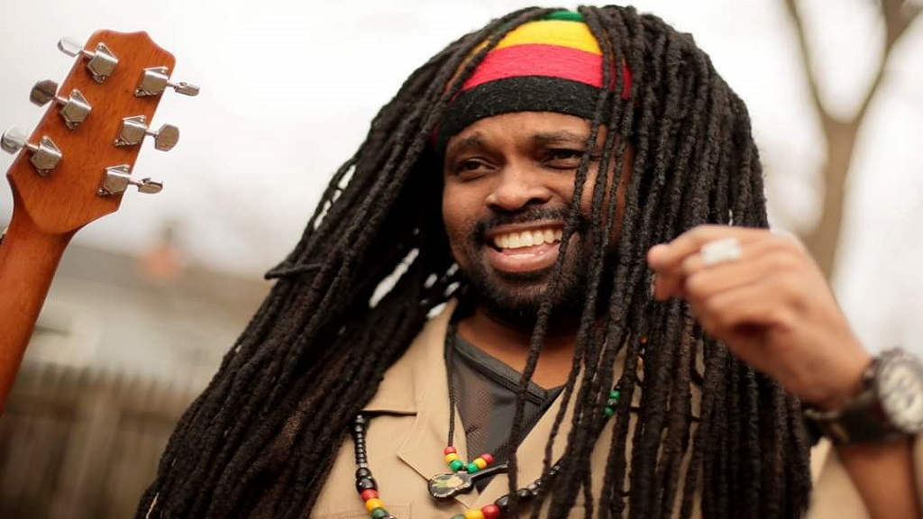 Reggae artiste Isiah Mentor