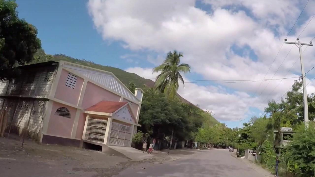 A Port-Salut, un tremblement de terre de magnitude 4,6 avait été ressenti, selon les informations transmises par la rédaction de Loop Haiti./Photo: Capture d'écran Youtube.