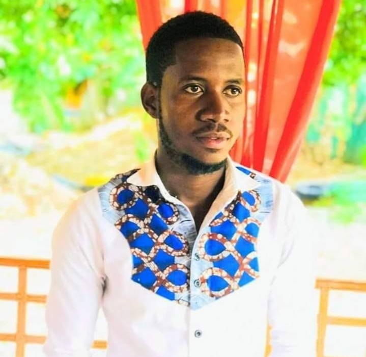 Photo Illustrant Jean Yves Joseph, étudiant de l'université d'Etat d'Haïti (UEH) tué par balle à Gressier. Crédit Photo : Koze Gresye