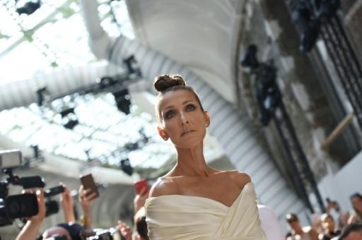 Céline Dion de retour au Québec pour lancer sa nouvelle tournée mondiale. Photo : AFP