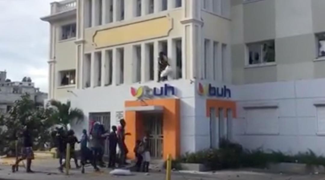 Capture d'écran/ Vidéo: VOA, partenaire de Loop Haiti