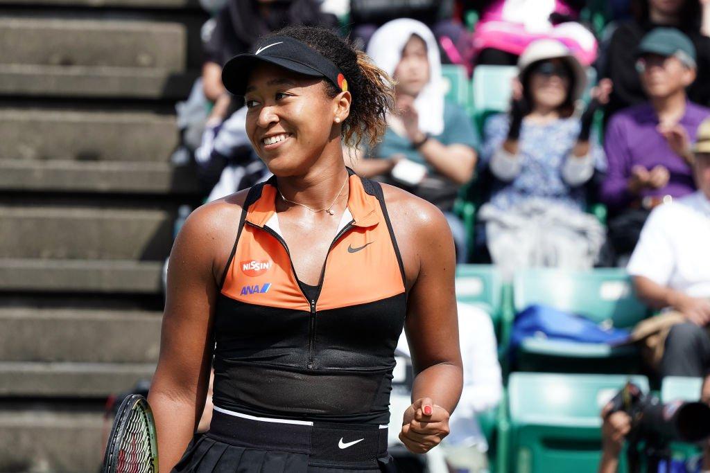 WTA: Osaka renoue avec la victoire sur ses terres