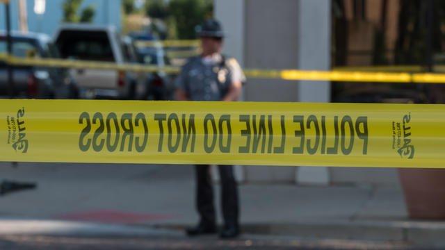 Un adolescent de 14 ans a tué les cinq membres de sa famille avec une arme de poing. [MEGAN JELINGER / AFP]