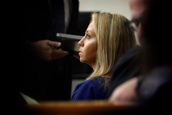 L'ex-policière Amber Guyger © AP