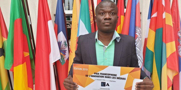 Le journaliste haïtien Milo Milfort, rédacteur en chef du journal d'enquête en ligne Enquet'Action. Crédit Photo: Milo Milfort/Facebook
