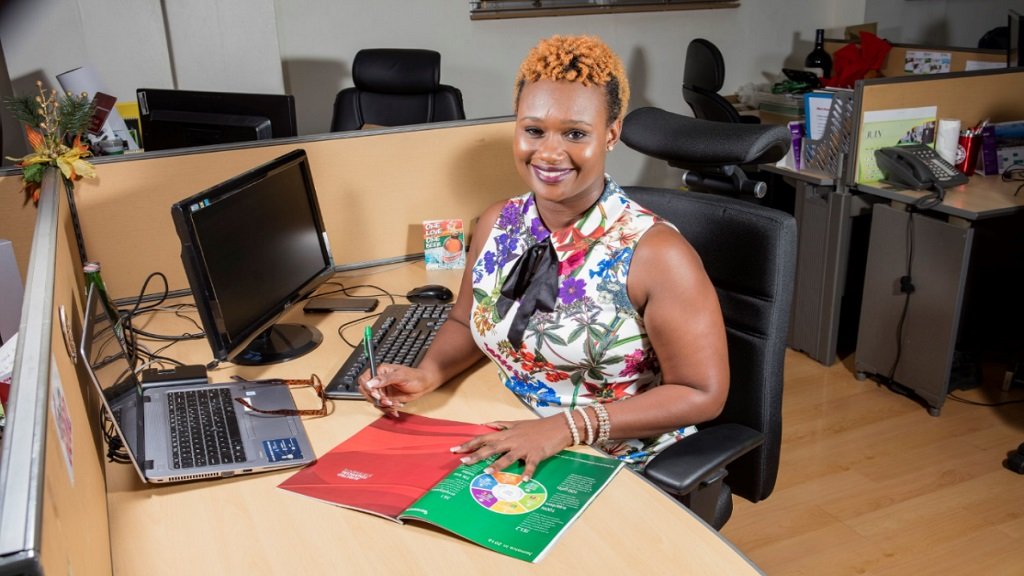 Yaniece Gentles' business acumen and finance expertise have now landed her an international assignment as business controller at the Heineken Europe Regional Office in Amsterdam, Netherlands.