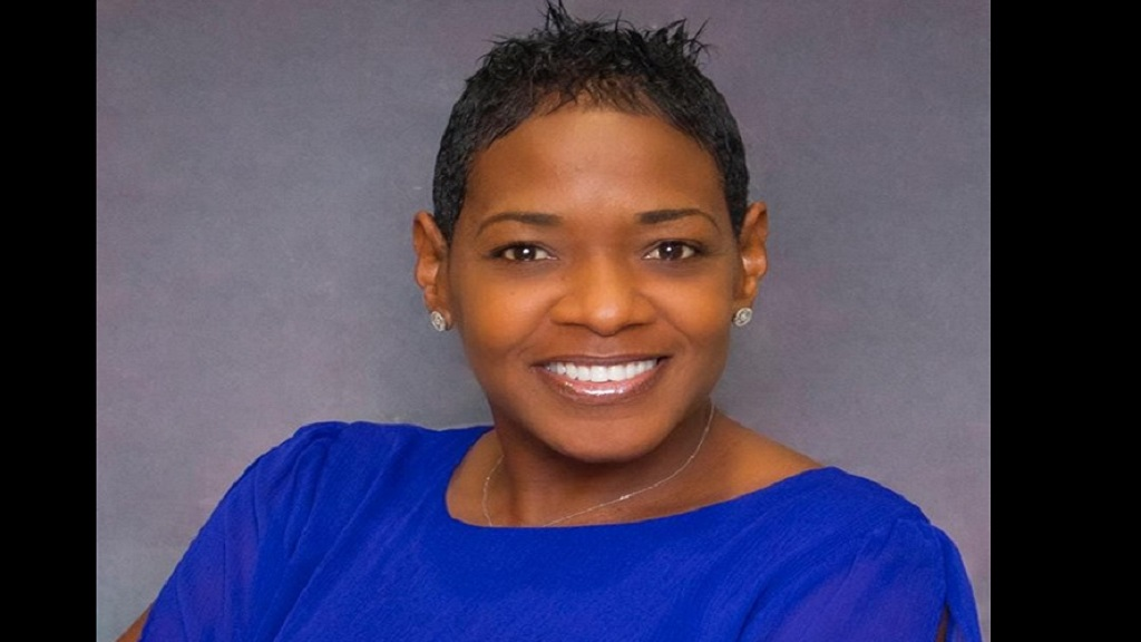 Marsha Burrell-Rose, Marketing Manager of Food For The Poor (FFP) Jamaica.