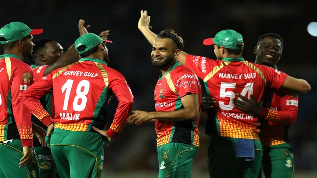 Guyana Amazon Warriors produced another sumptuous batting display in defeating the St Lucia Zouks by eight wickets on Wednesday night