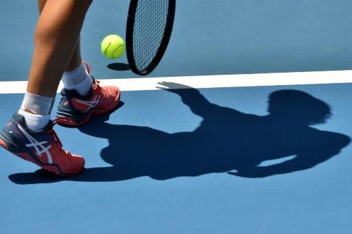 Deux joueuses de tennis de nationalités kirghize et ouzbèke, visées par des soupçons de matchs truqués, ont été interpellées dans le Puy-de-Dôme en début de semaine afp.com - PETER PARKS