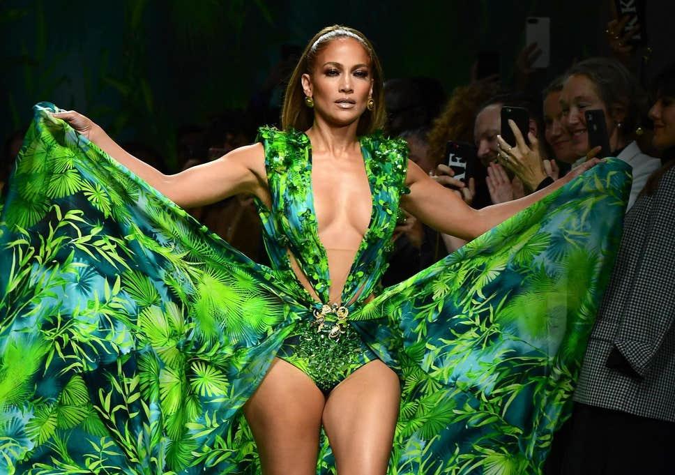 La chanteuse américaine Jennifer Lopez, le 20 septembre 2019 à Milan en Italie afp.com - Miguel MEDINA