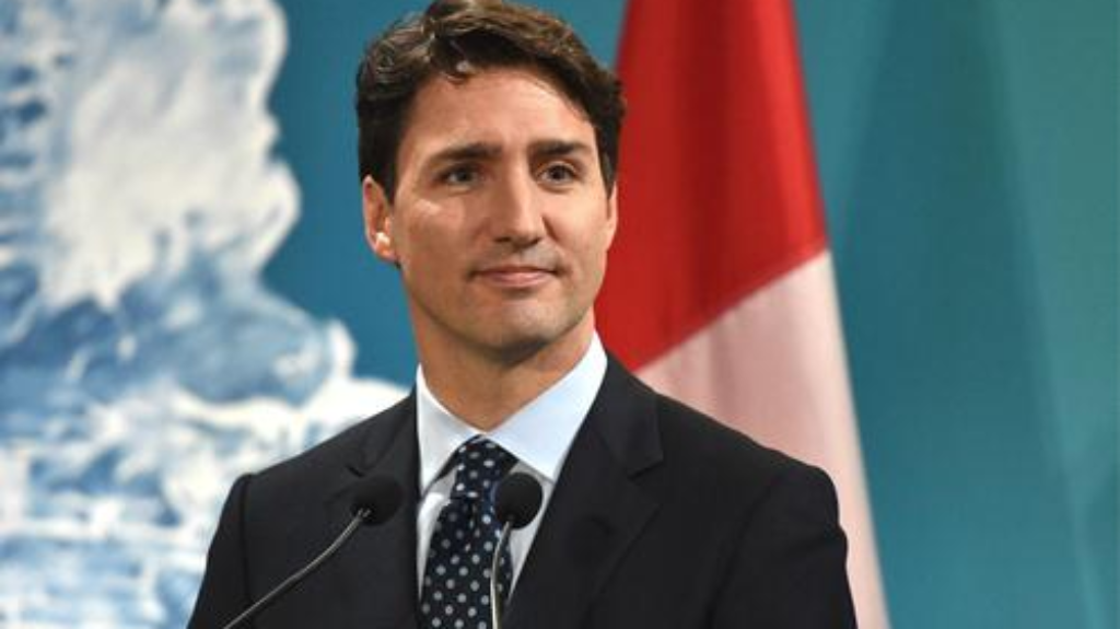 Trudeau on Wednesday reached out to Bahamian Prime MinisterHubert Minnis.