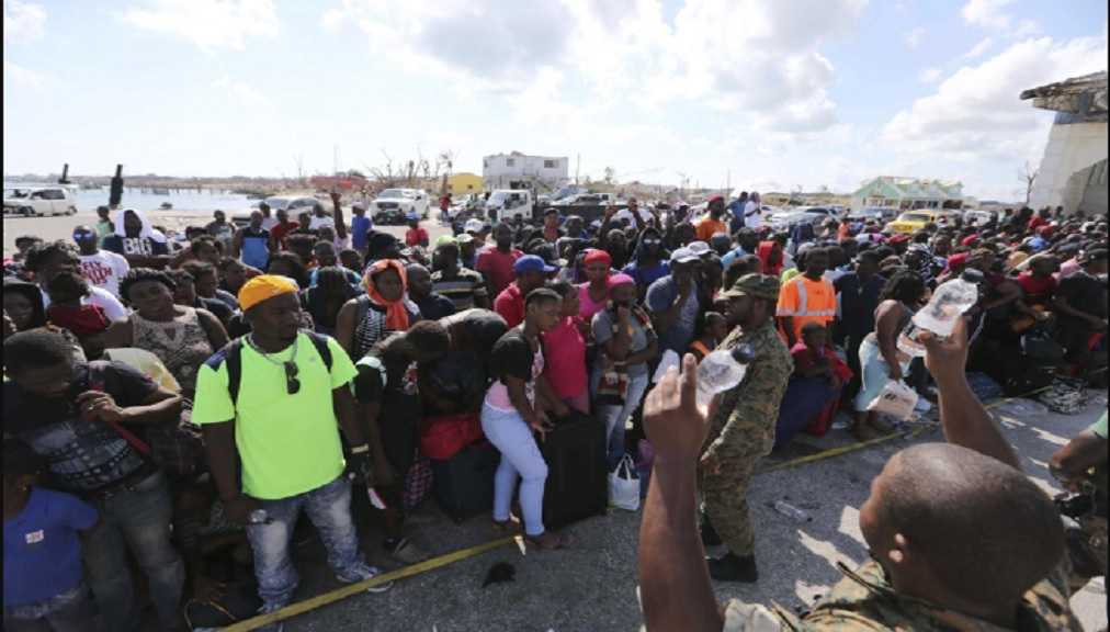 Bahamas lists 2500 people missing after Hurricane Dorian