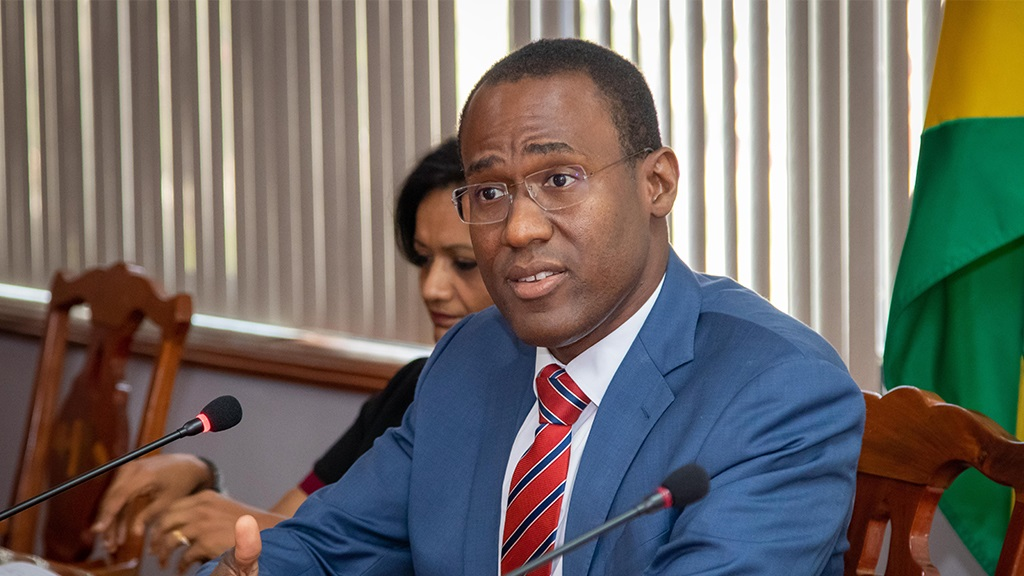 Finance Minister Dr Nigel Clarke revealed that the government conducted a 'Liability Management Transaction' in the international capital markets on September 4.