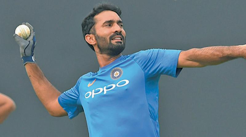 Dinesh Karthik has apologised to the BCCI for an unsanctioned appearance at the CPL 2019.