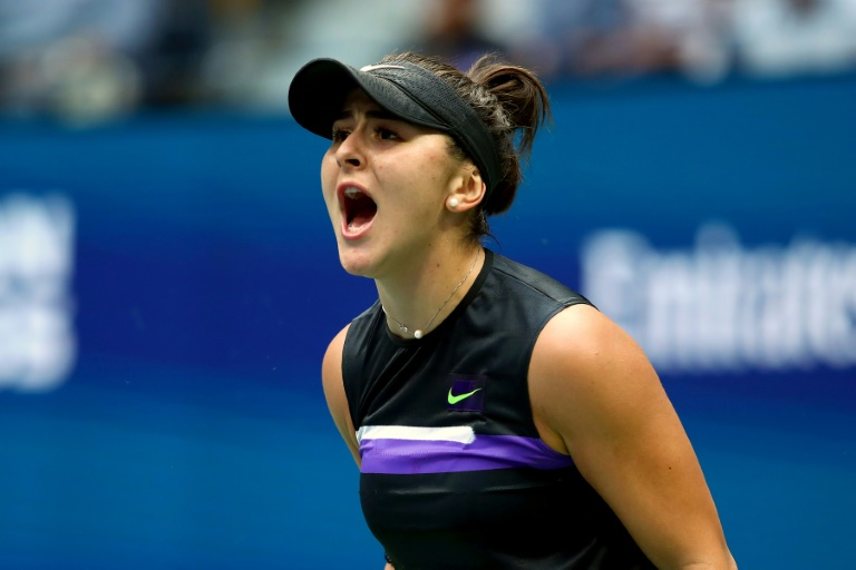 La Canadienne Bianca Andreescu s'impose en finale de l'US Open en battant l'Américaine Serena Williams le 7 septembre 2019
