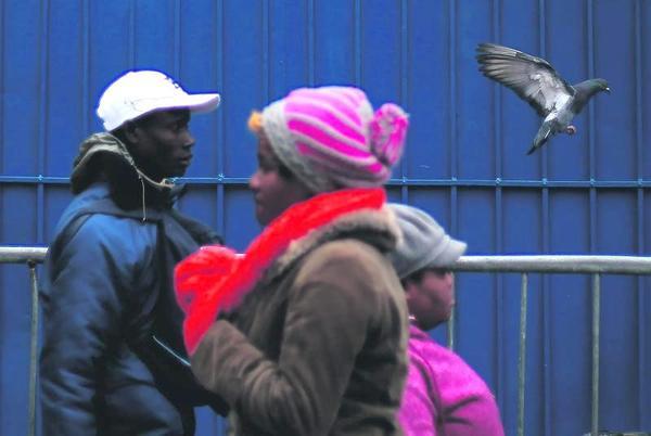 Chili : élaboration d'un projet visant l'amélioration des soins de santé pour les migrants haïtiens. Photo: CNNChile