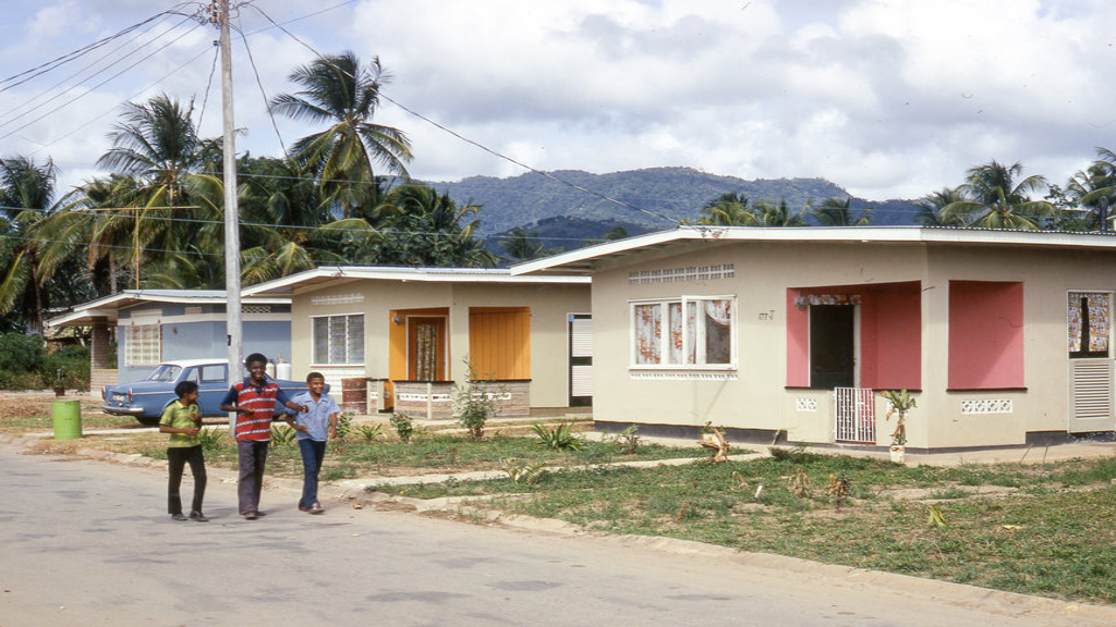 The IDB has supported access to home improvement grants. Photo courtesy The Inter-American Development Bank.