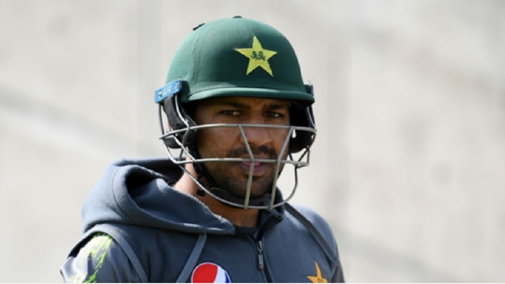 Sarfraz Ahmed has been sacked as Pakistan's captain.