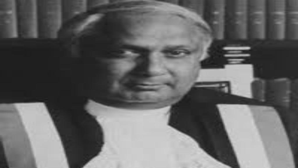 Retired Chief Justice Satnarine Sharma via Judiciary.