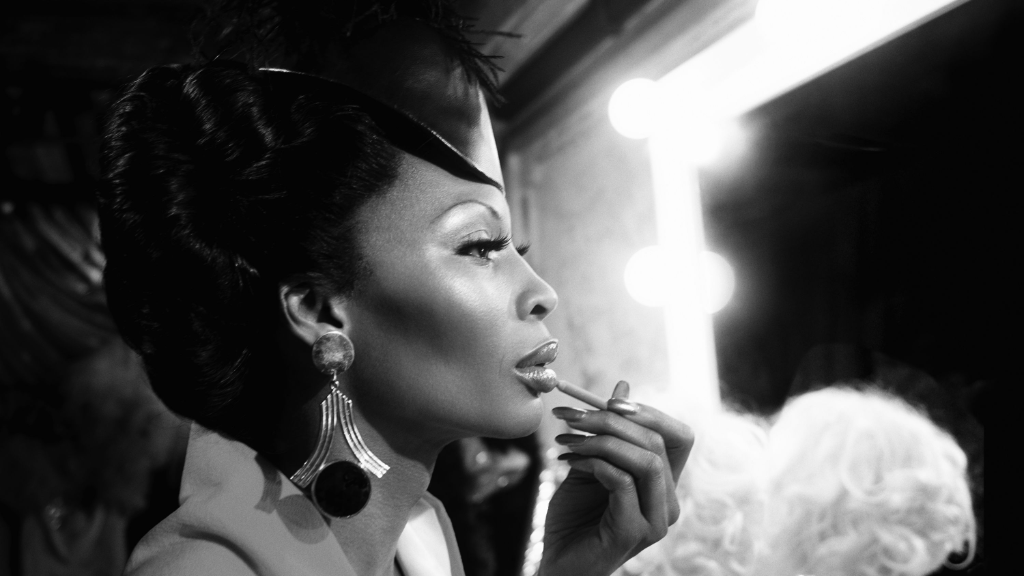 Trans actress and model Dominique Jackson