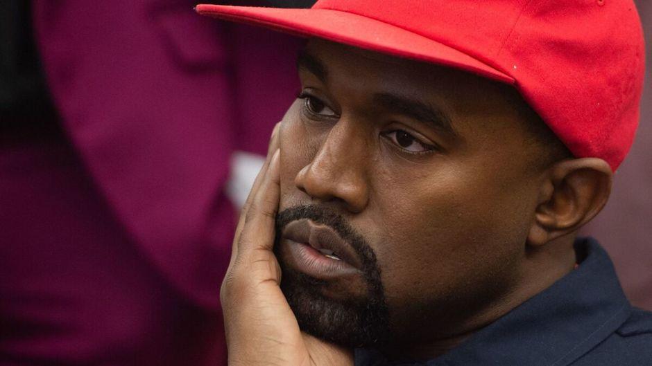 Kanye West dit qu'il sera un jour président des États-Unis