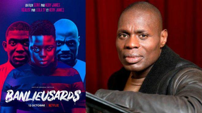 """""""Banlieusards"""": la continuité des combats du rappeur Kery James à travers son premier film  Netflix/ AFP"""