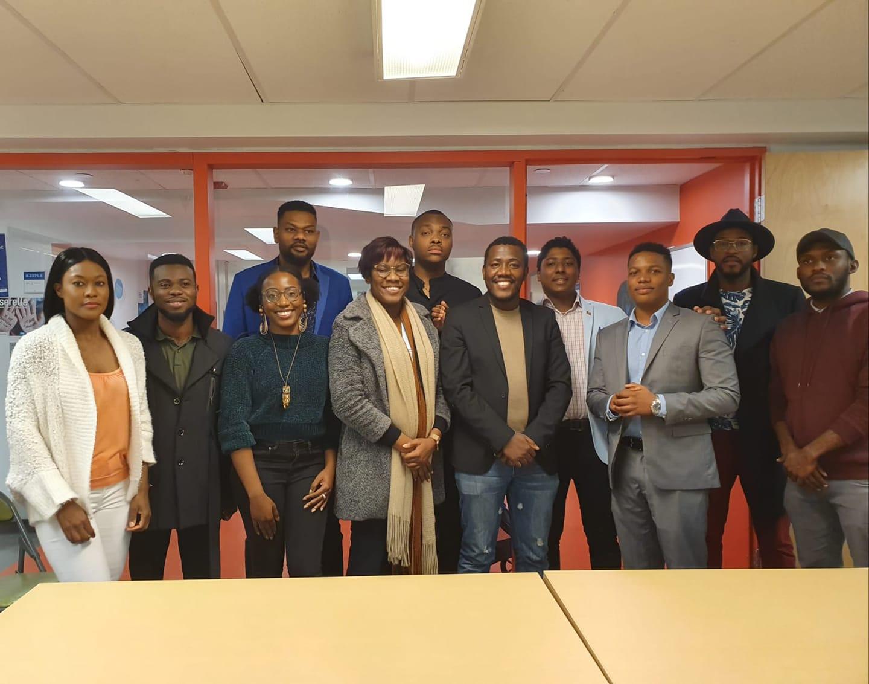 Un nouveau comité à la tête de l'Association des étudiants haïtiens de l'Université de Montréal (UdeM)/ Photo: AEHUM