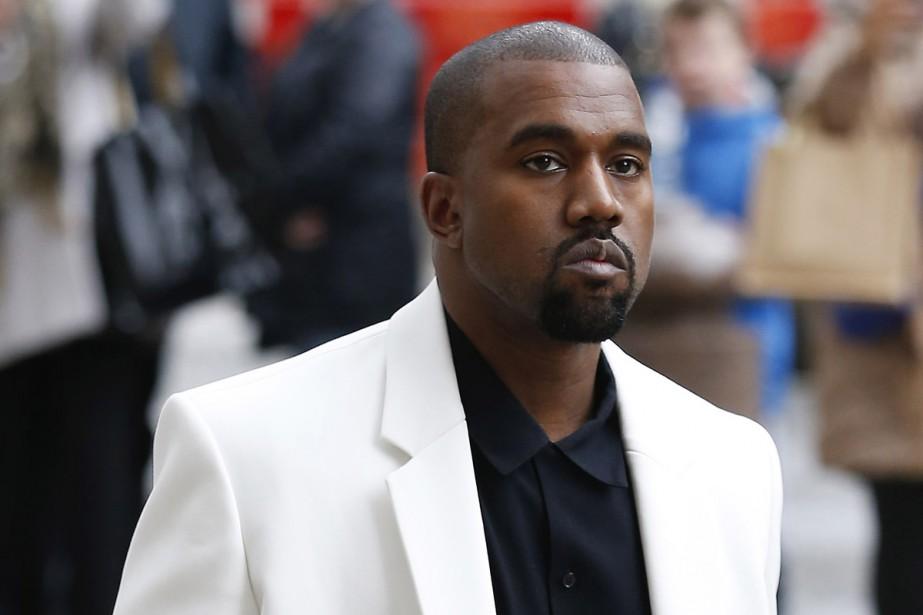 Kanye West / AFP