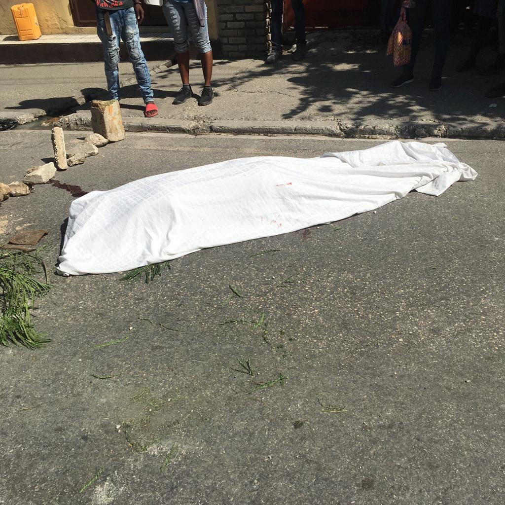 Turgeau: un marchand de pain tué par balle