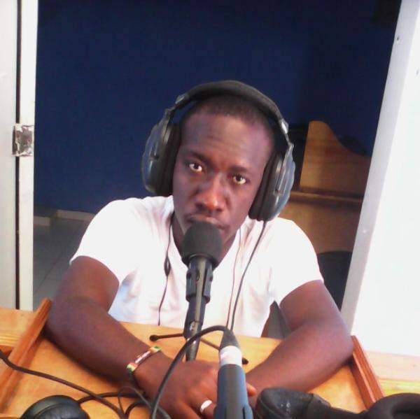 Le journaliste Néhémie Joseph cible de menaces de mort, avant son assassinat.