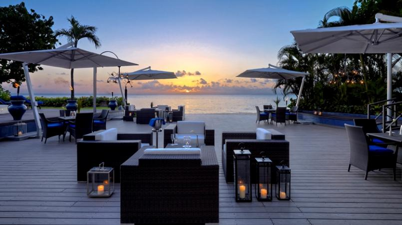 Waves Hotel & Spa, one of the Elegant Hotels Group west coast properties in Barbados. (FILE)