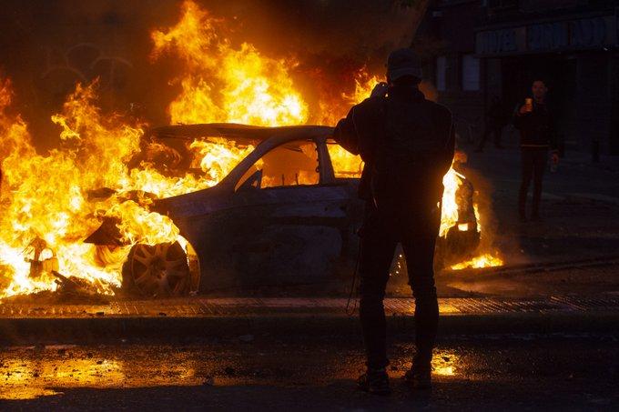 Le bilan monte à 15 morts dans les violentes émeutes au Chili
