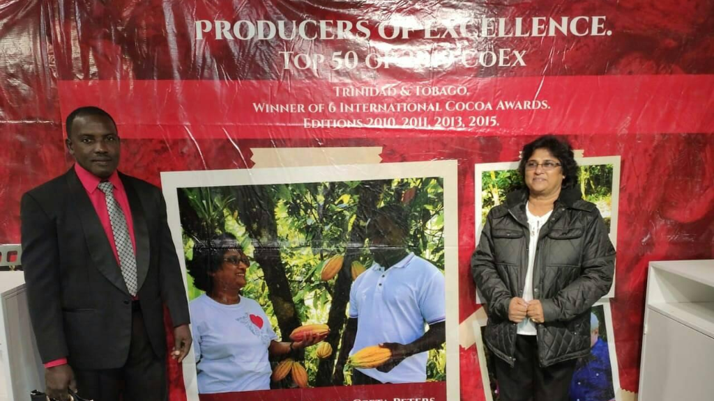 Trinidad and Tobago cocoa producers