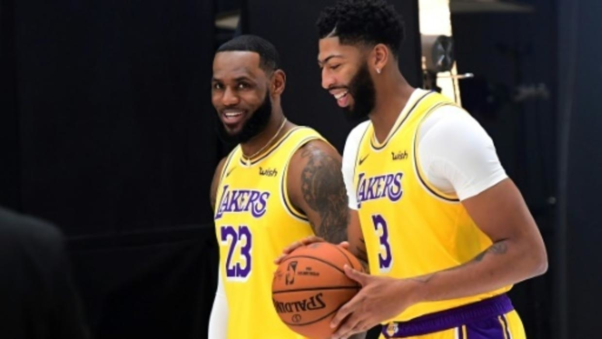 Lakers vs Clippers, la bataille de L.A. qu'attend toute la NBA