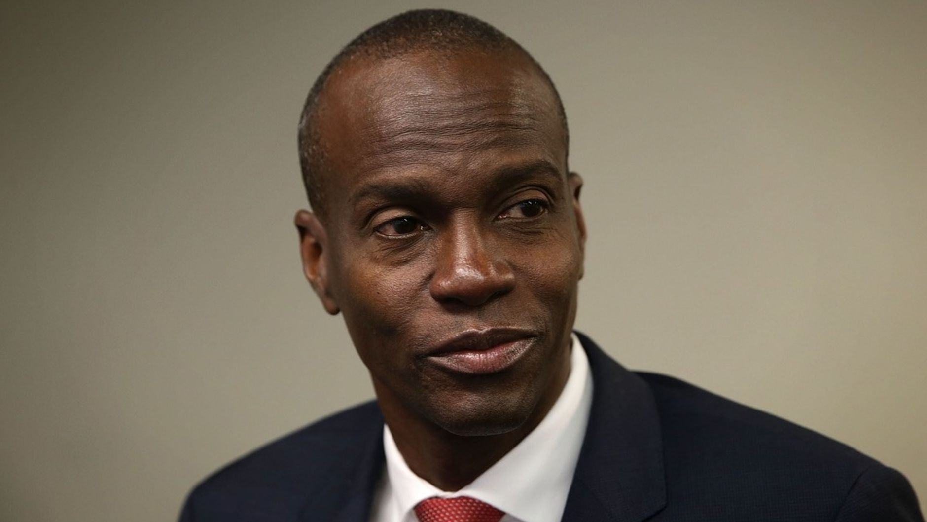 Le président de la république d'Haïti, Jovenel Moise. Crédit Photo: AFP