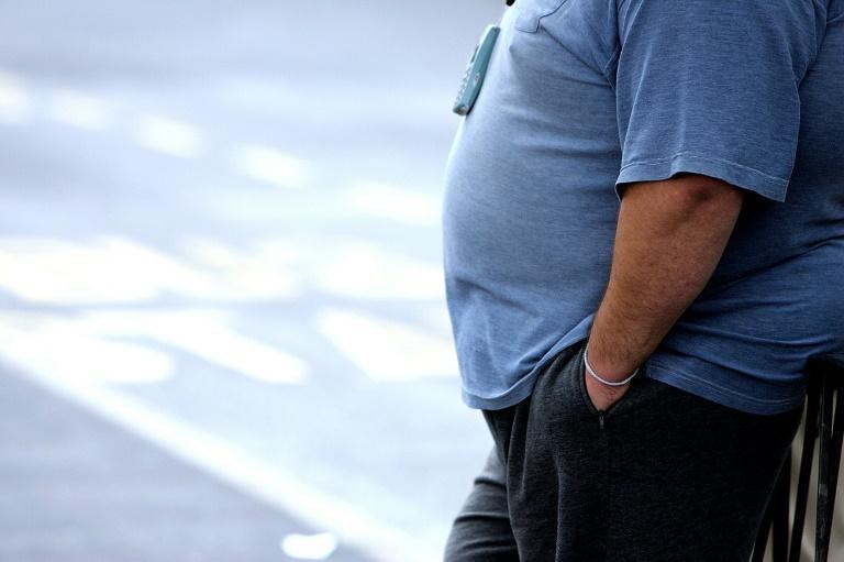 L'obésité responsable de diabète, de maladies cardiovasculaires et de cancers, réduit l'espérance de vie et coûte cher afp.com - PAUL ELLIS