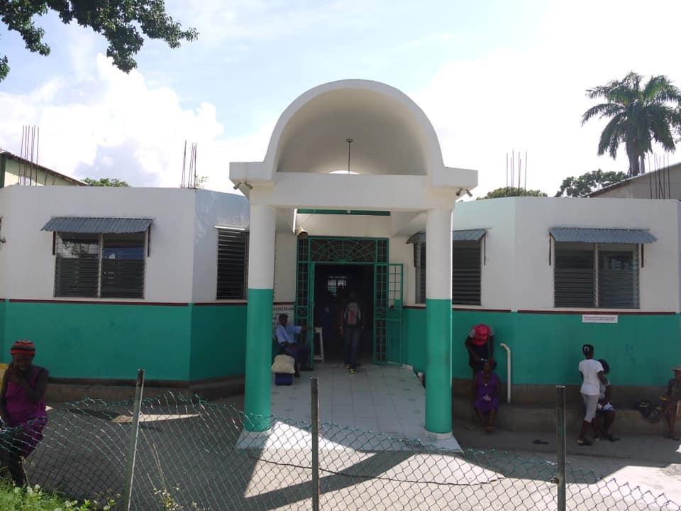 Le Centre Médical Béraca / Photo: Page Facebook du centre hospitalier