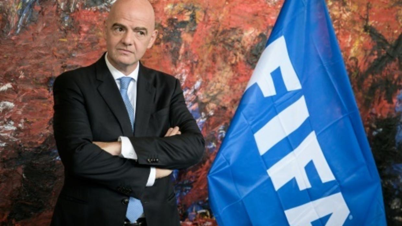"""Sida, paludisme, tuberculose: la Fifa va créer un """"événement"""" pour récolter des fonds (Infantino à l'AFP)"""