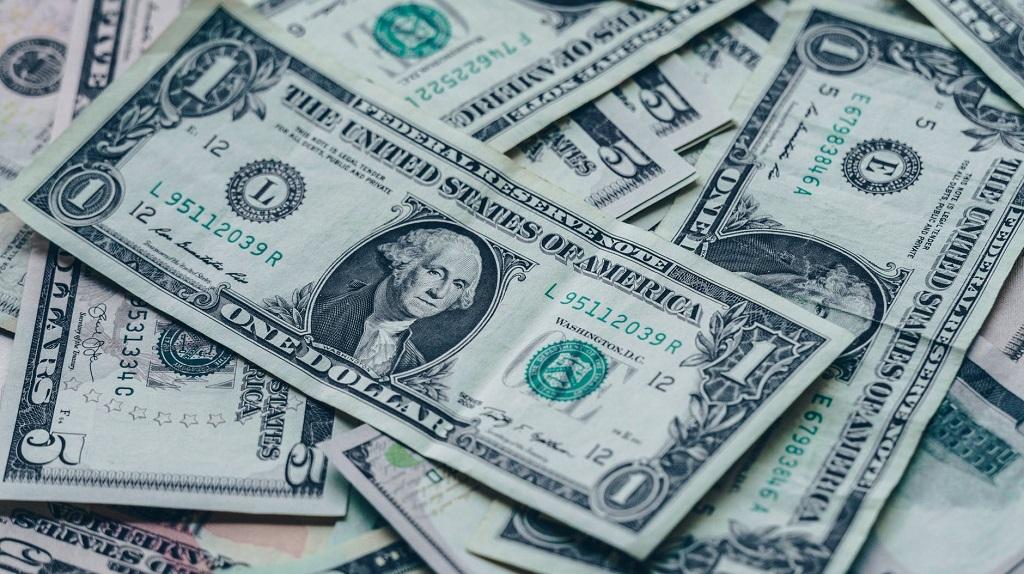 US dollars (FILE)