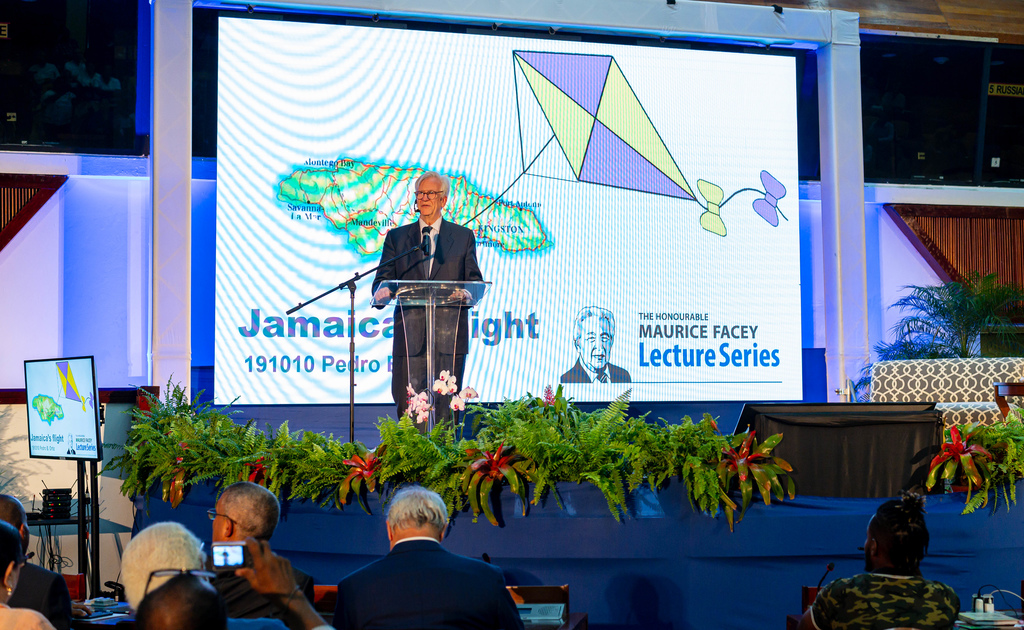 Dr Pedro Ortiz posited the drastic improvement to the existing transportation system as the strategic way to propel the sustainable development of Jamaica's southern metropolis.