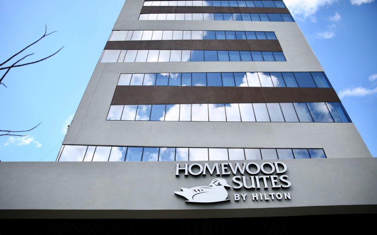 Le Homewood Suites, situé au Centre Ville de la République Dominicaine, est le premier établissement de la chaîne internationale Hilton dans la caraïbe./Photo: Facebook de l'hôtel.