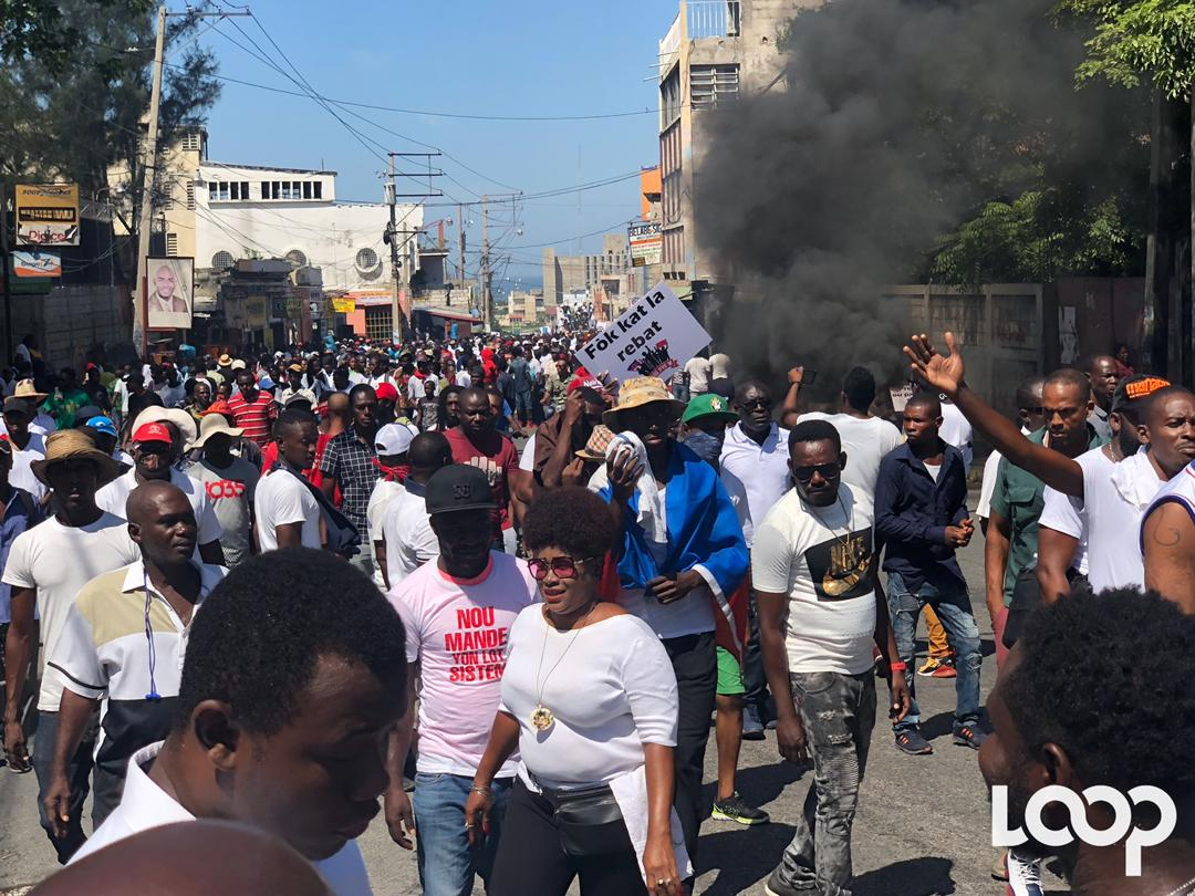 Photo; Raoul Junior Lorfils/ Loop Haiti