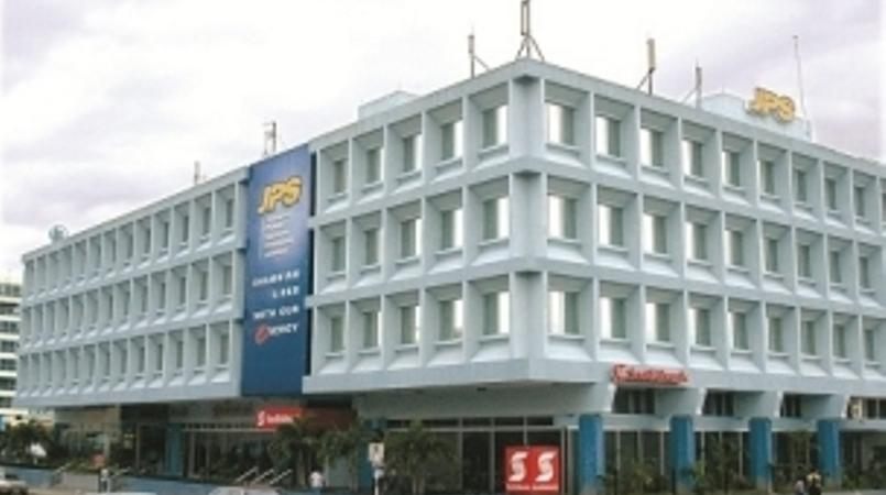 The Jamaica Public Service headquarters in New Kingston.