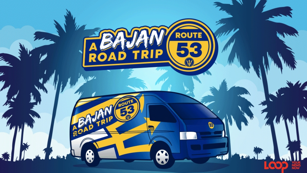 A Bajan Road Trip is loading with seats and moving.
