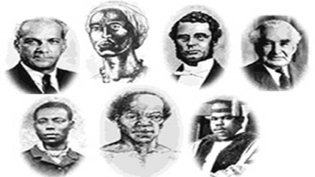 Jamaica's National Heroes.